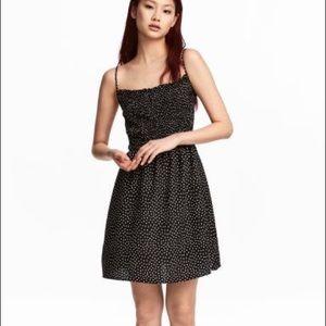 H&M Mini polkadot dress